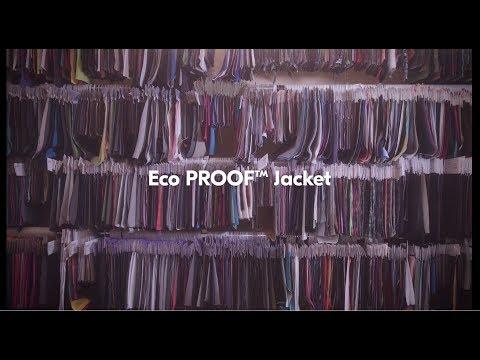 Eco PROOF jkt feat Designer Jenny Kjellbom