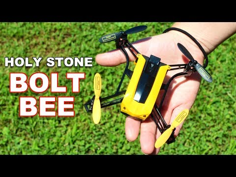 Mini Practice Drone - Holy Stone HS 150 Bolt Bee - TheRcSaylors - UCYWhRC3xtD_acDIZdr53huA