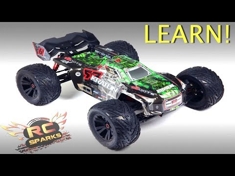 RC ADVENTURES - BEGiNNERS GUiDE to Electric RC Monster Trucks: 10 Important Parts to Know - UCxcjVHL-2o3D6Q9esu05a1Q