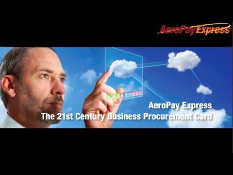 AeroPay Express - Virtual Procurement Card