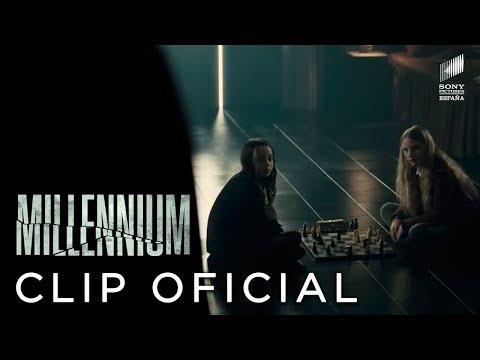 MILLENNIUM: LO QUE NO TE MATA TE HACE MÁS FUERTE. Tu propia sombra. En cines 9 de noviembre.
