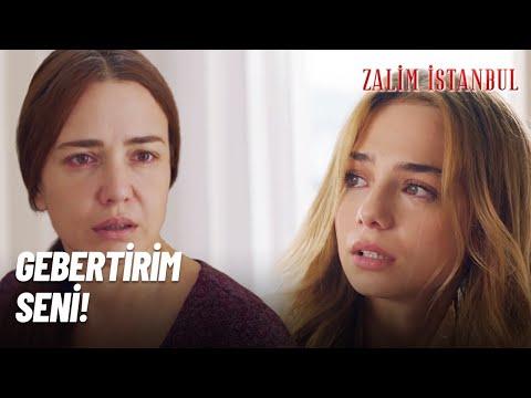 Ceren, Seher'e Yakalanıyor! - Zalim İstanbul 12. Bölüm