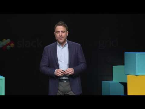 Powering the Grid Event by Slack: Opening remarks by Stewart Butterfield