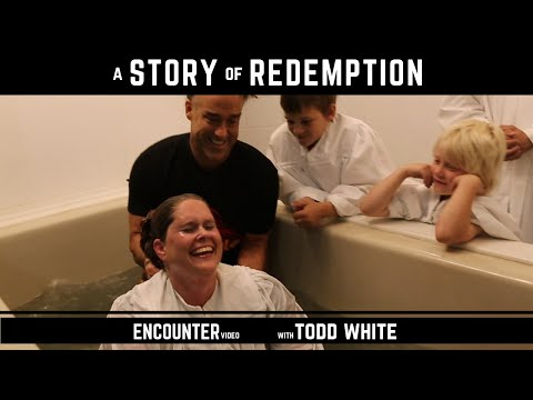 Todd White - Legally Blind Healed (A Story of Redemption )