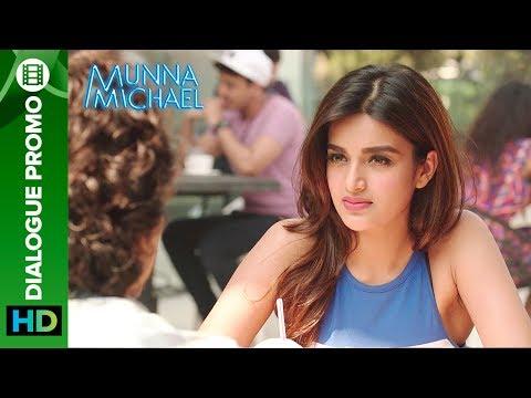 Munna Michael Dialogue - Promo 5: Nidhhi Agerwal have a Boyfriend ?