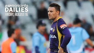 Brendon McCullum returns to his first IPL franchise