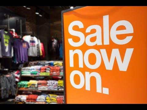 Introduction to Having a Sale in Retail | HSV100.001