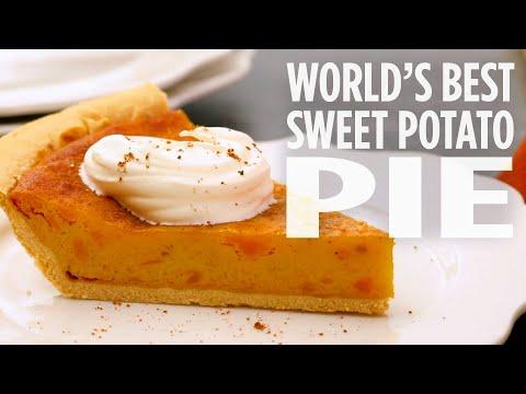 How to Make World's Best Sweet Potato Pie | Dessert Recipes | Allrecipes.com
