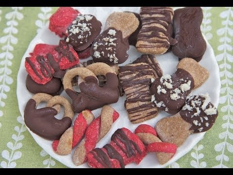 Gourmet Dog Treats Recipe - Cookies Favorite! - UCubwl8dqXbXc-rYE8MOSUnQ