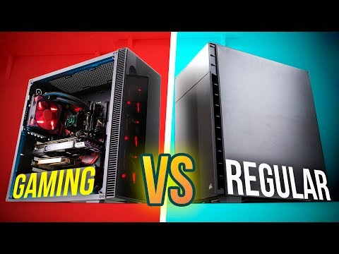 """Are """"Gaming"""" Parts ACTUALLY Faster?? - Final Answer - UCXuqSBlHAE6Xw-yeJA0Tunw"""