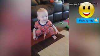 Baby and Animals Toy - Funny Baby Video #2