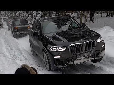Обкатка нового X5, + Форд раптор, geely tugella, Renault Duster и другие)