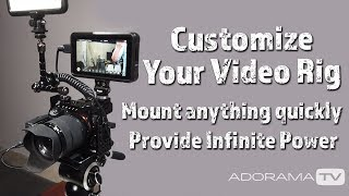 Power and Mounting Solutions for On-The-Go Video: Exploring Photography With Mark Wallace