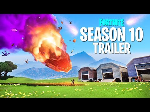 New FORTNITE SEASON 10 TRAILER featuring BATTLE PASS Skins and MAP CHANGES!! (Season X) - UC2wKfjlioOCLP4xQMOWNcgg