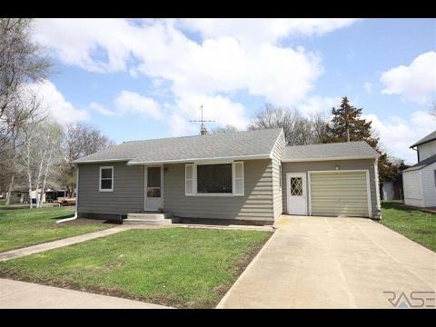Residential for sale - 602 Park Blvd, Hurley, SD 57036