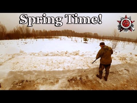 About Sleeping Outdoors At -40C And Snow Cleaning Time Lapse 2019