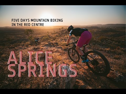 Alice Springs: Five Days on the Bike in the Red Centre - Part 4