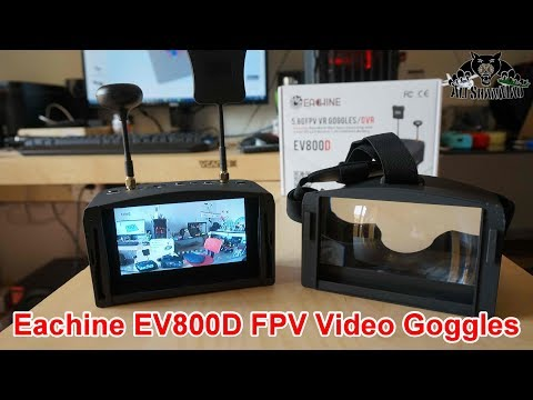 Eachine EV800D 5 Inch LCD Diversity FPV Video Goggles with DVR - UCsFctXdFnbeoKpLefdEloEQ