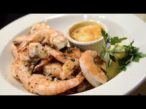 Roasted or Grilled Shrimp!