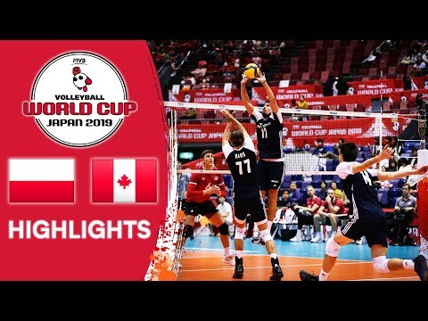 Poland vs. Canada - Match Highlights