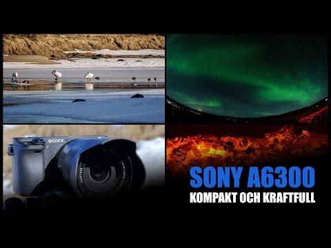 Sony Alpha A6300 - 4K Video test