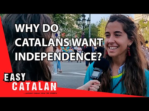 Why do Catalans want independence? | Easy Catalan 9 photo