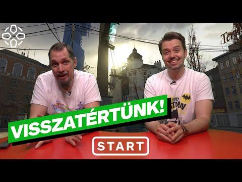 Visszatért a két jómadár! – IGN Start 2021/24.