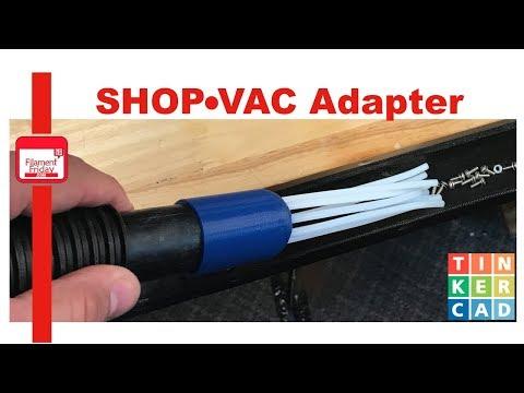 Shop Vac Vacuum Attachment Dust Brush Cleaner