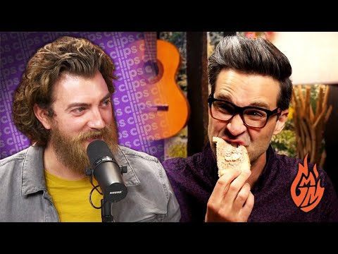 Why Rhett HATES Link's Loud Chewing