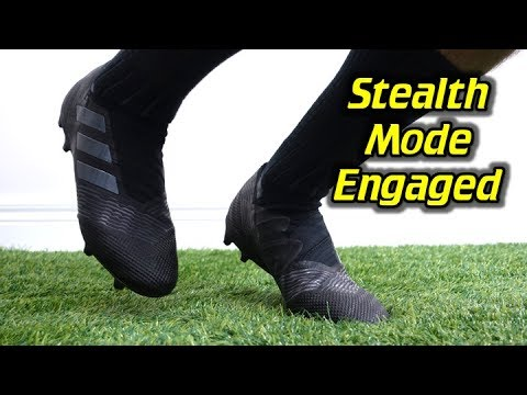 Laceless Blackouts! - Adidas Nemeziz 17+ 360AGILITY (Magnetic Storm) - Review + On Feet - UCUU3lMXc6iDrQw4eZen8COQ