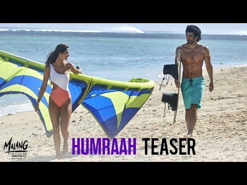 Humraah - Teaser | MALANG | Aditya R K, Disha P, Anil K, Kunal K | Sachet T | SONG OUT TOMORROW