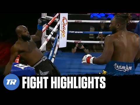 Heavyweights Sonny Conto & Jeremiah Milton Provide Highlight Reel Knockouts | FIGHT HIGHLIGHTS
