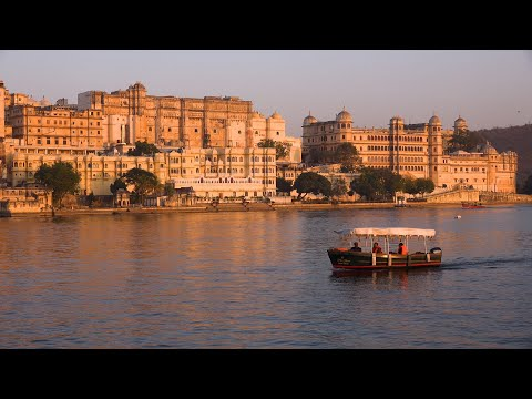 Udaipur, Rajasthan, India in 4K Ultra HD