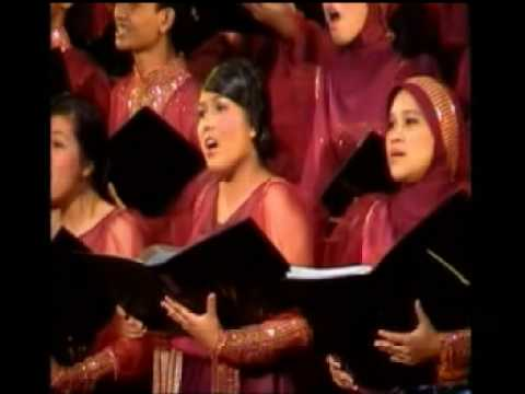 Infinito Singers : If I Hear A Voice
