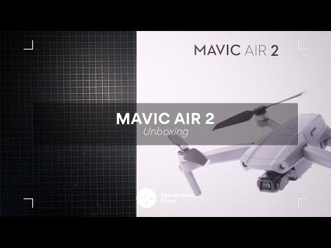 Mavic Air 2 – Unboxing