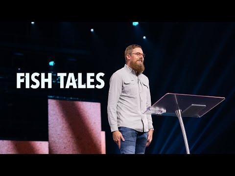 Gateway Church Live  Fish Tales by Pastor Josh Morris  September 11
