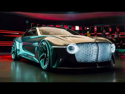 Bentley EXP 100 GT: Electric, Ultra High-Tech Luxury Of The Future | Carfection 4K - UCwuDqQjo53xnxWKRVfw_41w