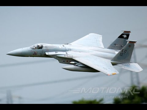 Freewing F-15C Eagle 90mm EDF RC Jet Feature and Flight Demonstration - UCubk5oFcnH0G47QJsj22fKw