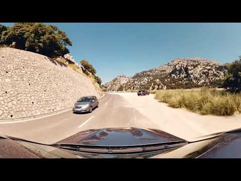 """TomTom Road Trip VR Experience (360 Video!) """"Lake"""""""