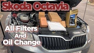 Cambio olio Skoda Octavia
