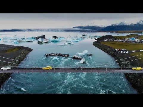 Lamborghini Urus ? A travel through Iceland