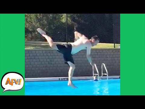 Get Ready For a FLOPPING FAIL! 🤣 | Funny Videos | AFV 2020