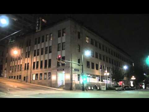 POLICE STATION NEW WESTMINSTER ON COLUMBIA ST & 6 ST BRITISH COLUMBIA CANADA OCT 4 2010.m4v