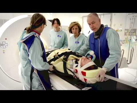 Traumalarm Nivå 1 #2 Radiologi