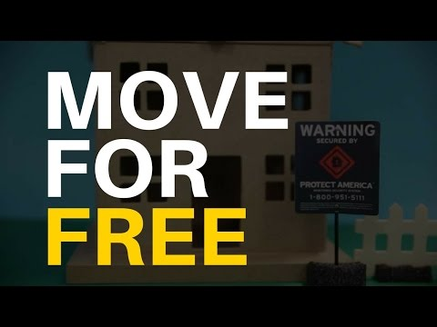 Move for Free with Protect America