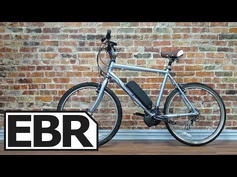 EUNORAU 48v 500w Tongsheng Mid Motor Kit Video Review - $1k