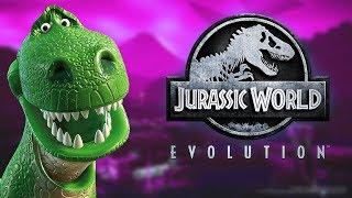 Vidéo-Test Jurassic World Evolution par Monsieur Toc