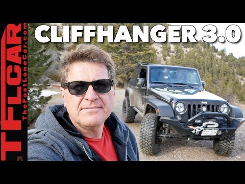 Bring It On: Scouting Our Newest Off-Road Test...Cliffhanger 3.0!