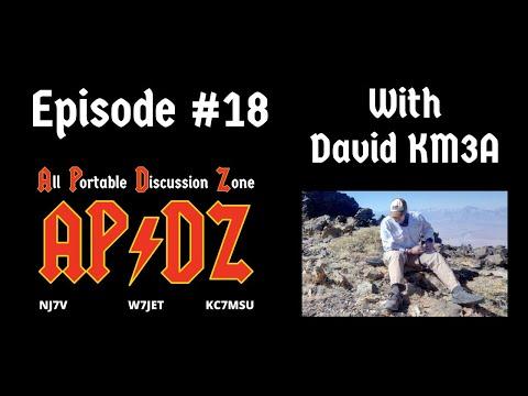 Episode #18 - David KM3A