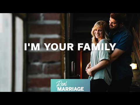 I'm Your Family  Real Marriage Podcast  Mark and Grace Driscoll